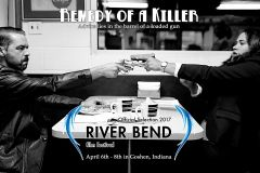 Remedy of a Killer at 2017 River Bend Film Festival